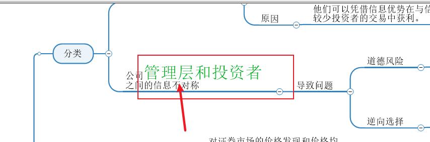 图 5:文字重点标注效果