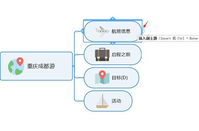 图3:编辑航班信息