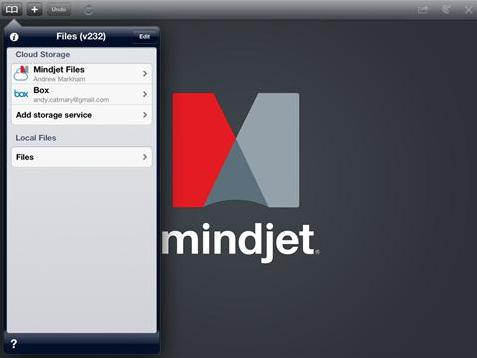 Mindjet for iPad