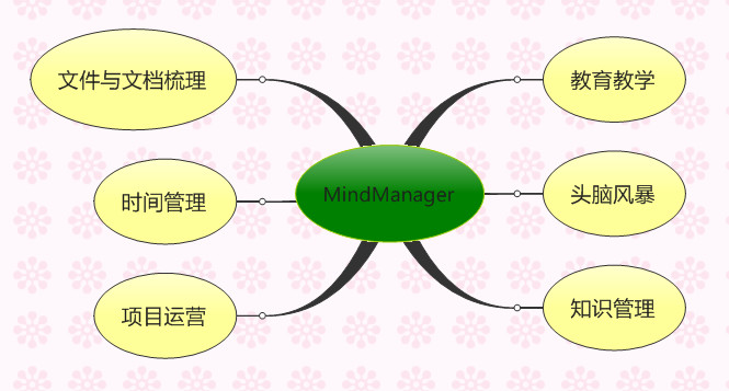 MindManager应用