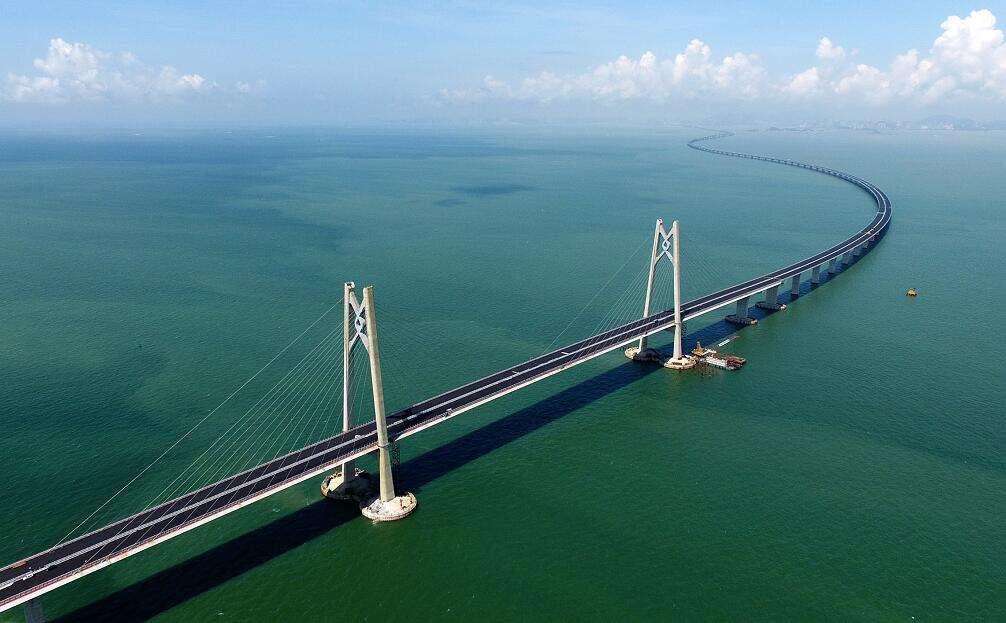 导图世界 —— 港珠澳大桥