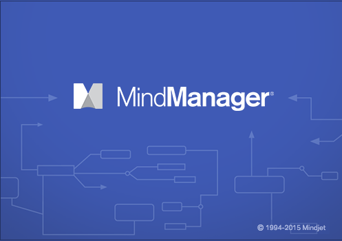 MindManager2016思维导图
