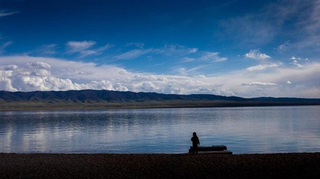 旅游思维导图青海湖
