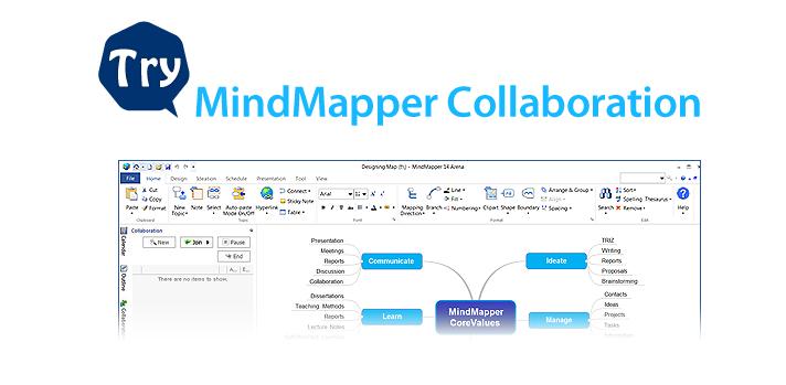 MindMapper在线协作