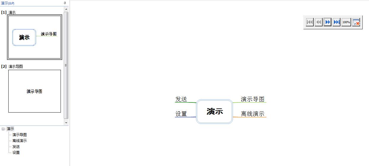 MindMapper演示