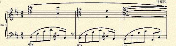 Overture中如何修改谱号