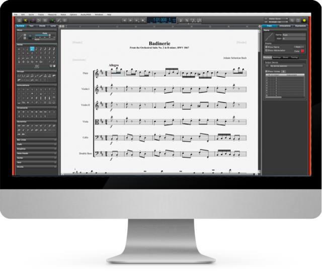 Overture钢琴打谱软件出官方简体中文版啦