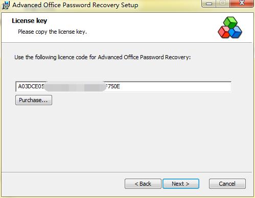 复制AOPR注册码