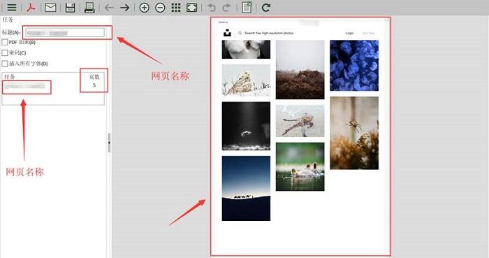 预览PDF文件