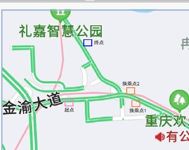 图5线路标识和命名