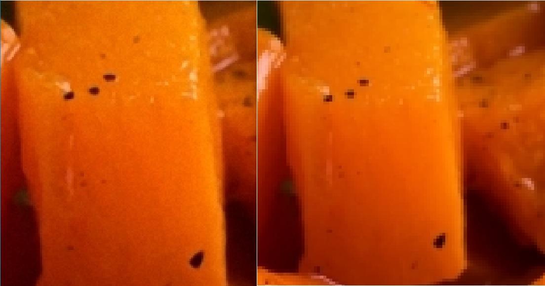 图9.PhotoZoom Pro VS其他软件放大效果对比