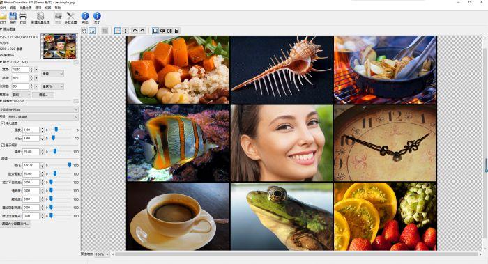 详解PhotoZoom裁剪图片的两种方法