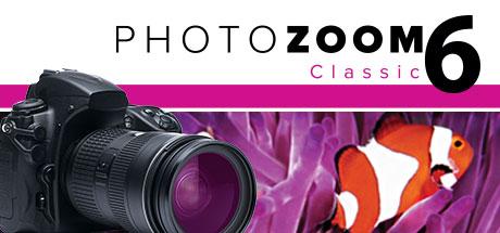 与PhotoZoom Classic 6相比,Classic 7版本中的新功能