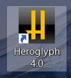 proDAD Heroglyph软件图标