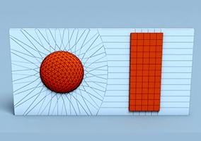 RayFire Voronoi 修改器