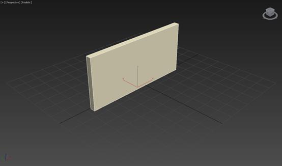 3dmax绘制被破碎物体的3D模型