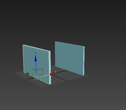 创建两个相同的长方体