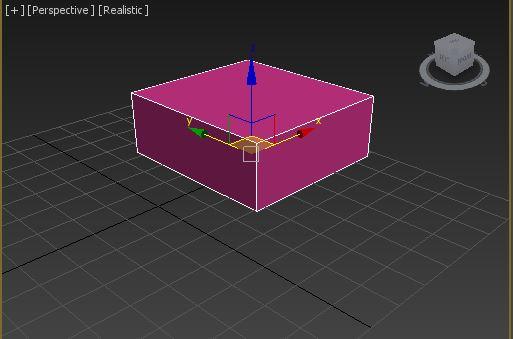 图2:创建方体