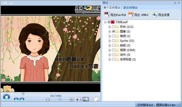 取flash软件2