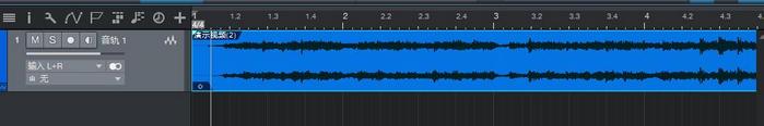 图7:从视频中提取的音频音轨