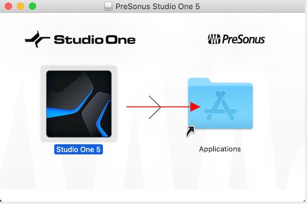 安装Studio one 5