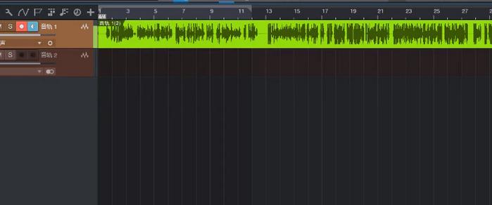 图4:录音效果