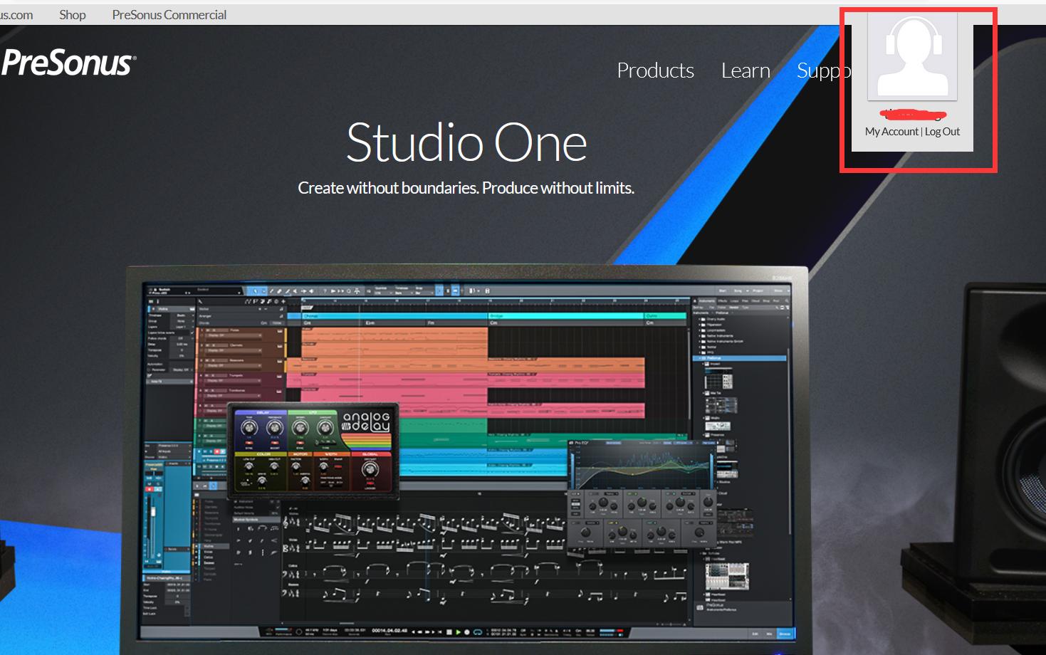 studio one 官网