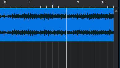 图5:从第8小节开始播放音频