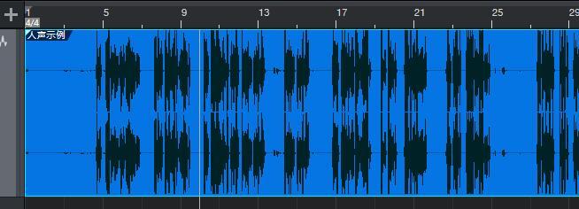 图5:经过标准化处理之后的波形