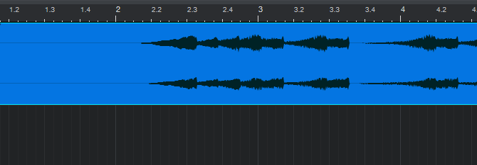 图4:音频反转