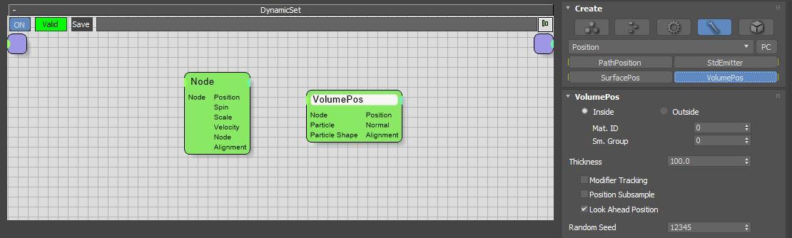 图7:创建VolumePos节点