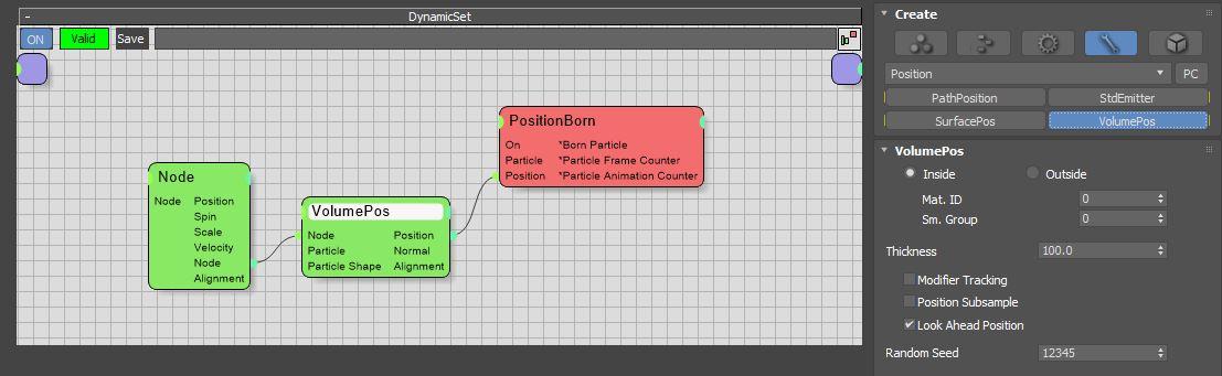 图12:创建VolumePos节点