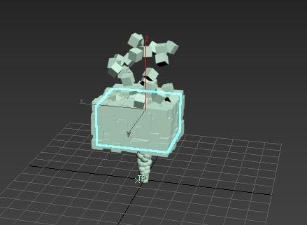 图11:碰撞弹开效果