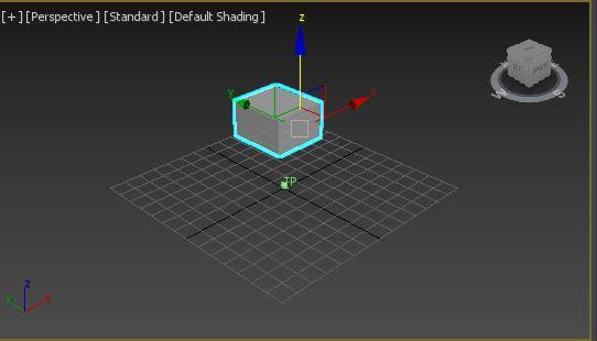 图11:拾取方体