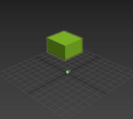图8:创建方体