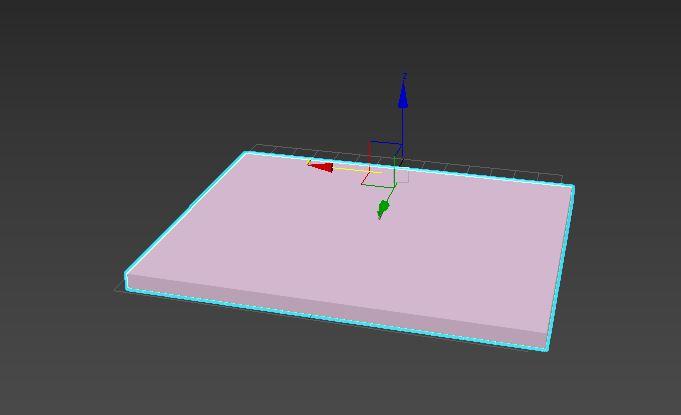 图2:创建长方体