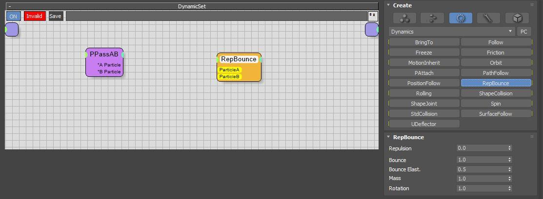 图5:创建RepBounce节点