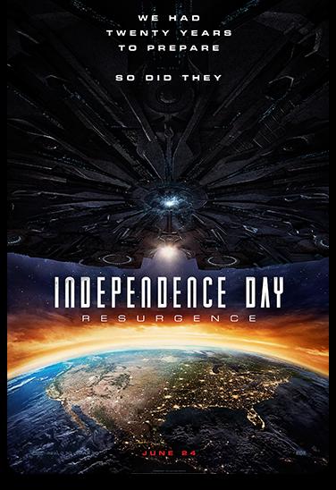独立日-卷土重来