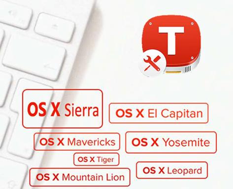 Tuxera ntfs for mac软件