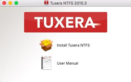 如何安装NTFS for Mac