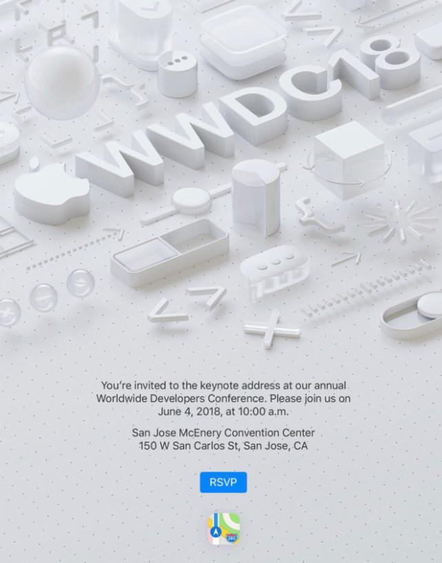 新的WWDC开幕时间苹果已确定