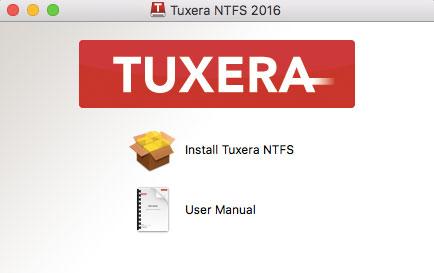Mac系统中NTFS文件系统分区读写工具
