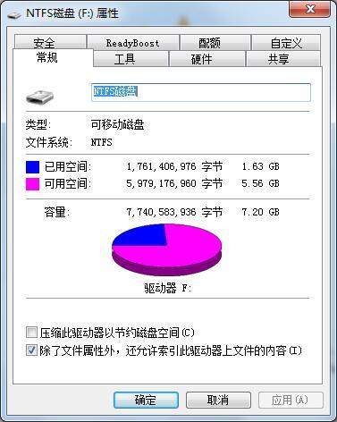 NTFS文件系统格式存在哪些优缺点
