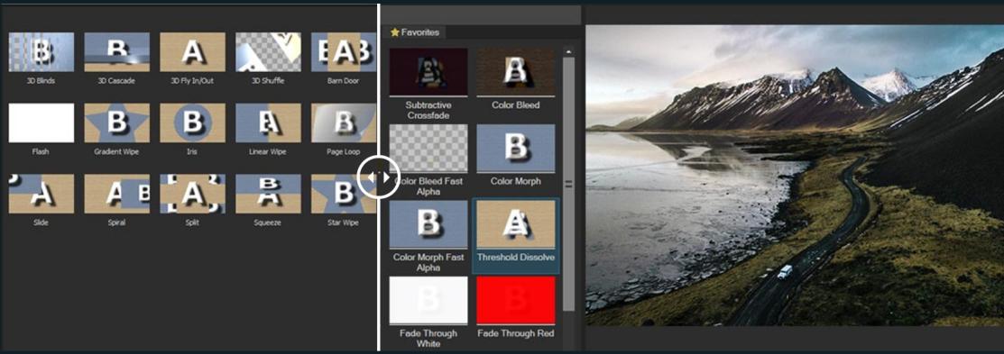 Vegas Pro 18新增功能介绍:AI智能应用、VFX特效……