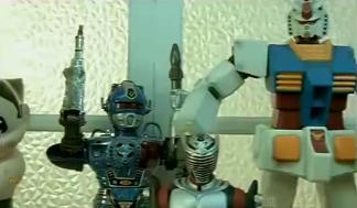 初始玩具排列鏡頭