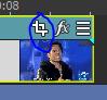 视频事件平移/裁切