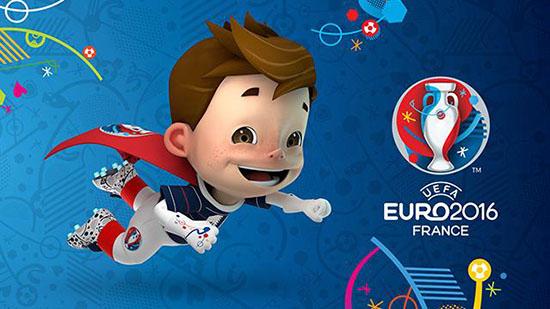2016歐洲杯宣傳圖片