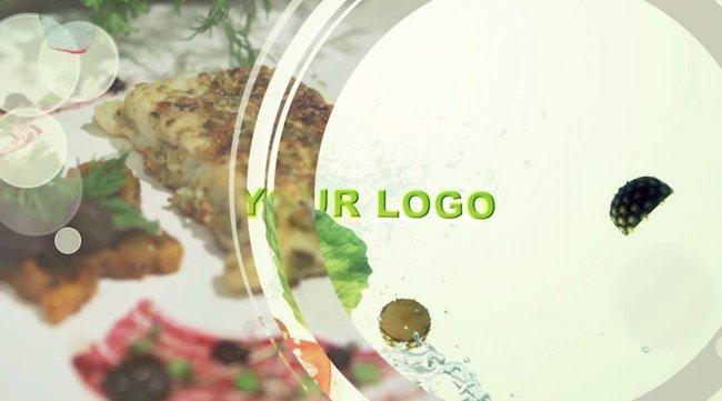 美食視頻素材2