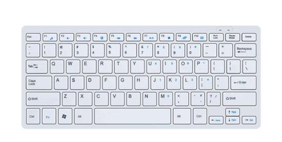 键盘平面图