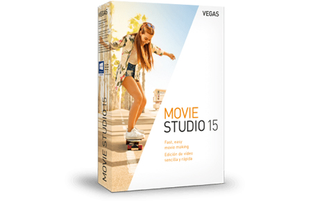 Movie Studio 15